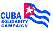 Cuba Solidarity Campaign logo