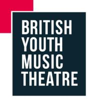 British Youth Music Theatre logo