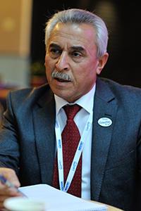 Ahmed Jassam Salih, Iraqi Teachers' Union, 2014
