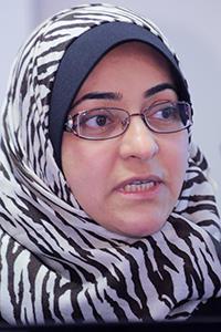 Jalila al-Salman, Bahrain Teachers' Association, 2013
