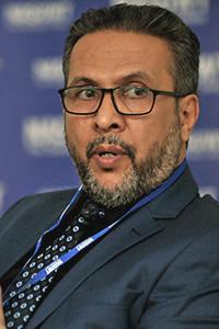 Mahdi Abu Dheeb, Bahrain Teachers' Association, 2017