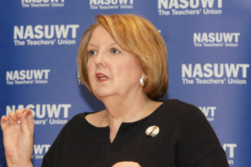 Nasuwt union rules on sexual harassment